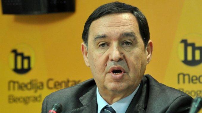 Atanacković: Prognoza o padu BDP u Srbiji od jedan do dva odsto je suviše optimistična 1