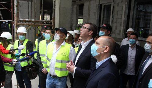 Vučić: Ako bude problema sa koronom izbori neće biti glavna tema 2