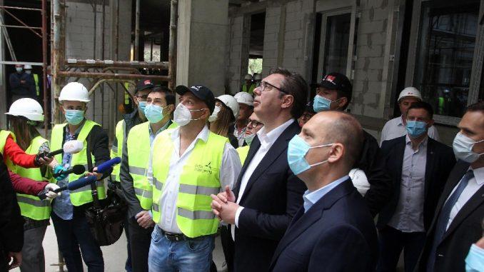 Vučić: Ako bude problema sa koronom izbori neće biti glavna tema 4