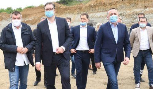 Vučić: Novi otkop u Kolubari obezbeđuje ugalj za narednih 60 godina 8