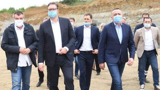 Vučić: Novi otkop u Kolubari obezbeđuje ugalj za narednih 60 godina 4