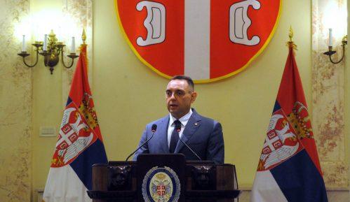 Vulin sa ministrom odbrane Kipra o bilateralnoj vojnoj saradnji i o dijalogu Beograda i Prištine 6