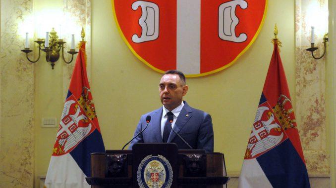 Vulin sa ministrom odbrane Kipra o bilateralnoj vojnoj saradnji i o dijalogu Beograda i Prištine 3