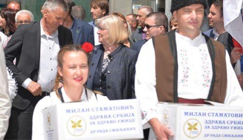 Zdrava Srbija predala listu za lokalne izbore u Užicu 7