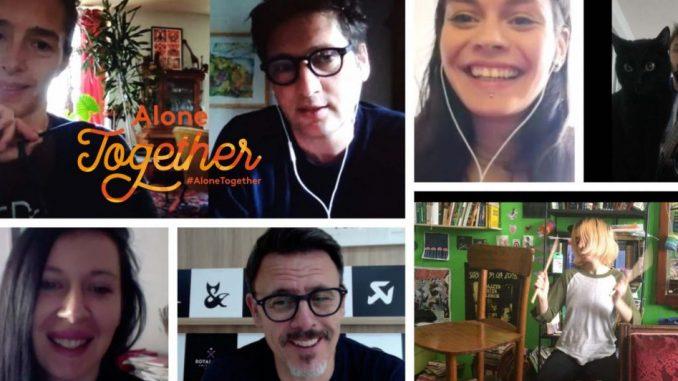 Nove emisije na #alonetogether platformi: Bonaventura, Futro, Adrienn Ujhazi, Šajzerbiterlemon i Kralj Čačka 3