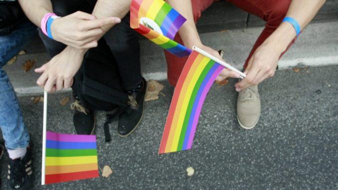 I u Beogradu obeležavanje Međunarodnog dana borbe protiv homofobije, transfobije i bifobije 4
