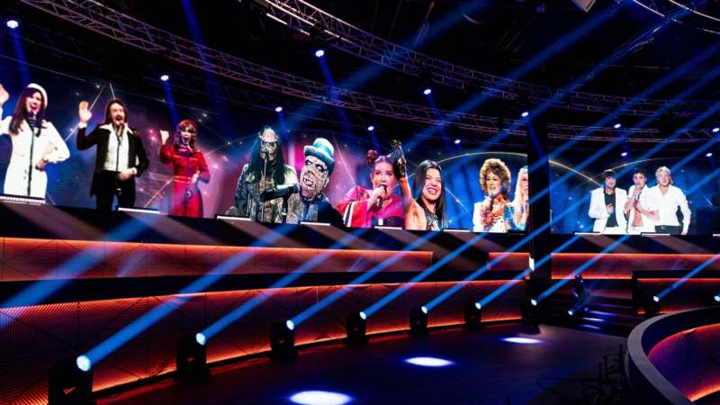 Pesma Evrovizija ove godine pretvorena u emisiju (FOTO, VIDEO) 3