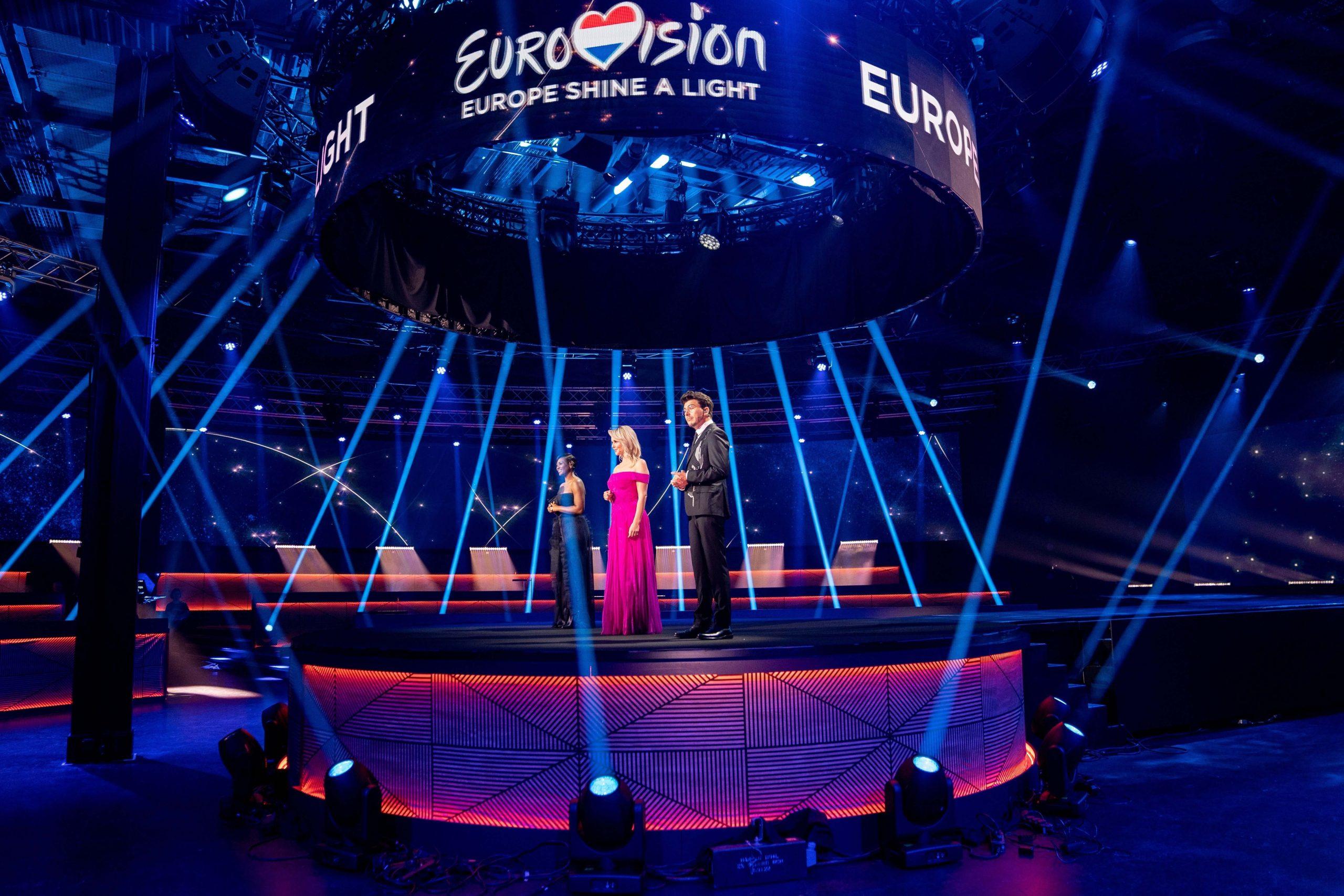 Pesma Evrovizija ove godine pretvorena u emisiju (FOTO, VIDEO) 1