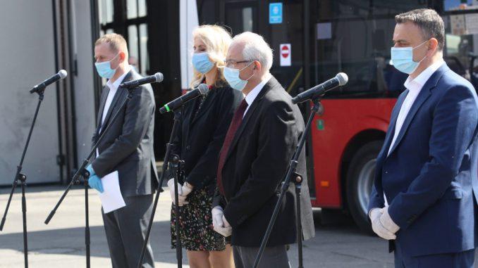 Za putnike u gradskom prevozu bez maske nadležni komunalci 3