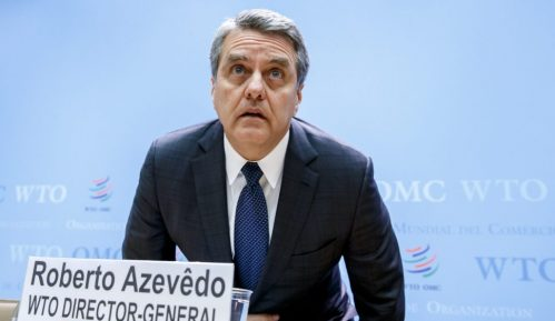 Predsednik Svetske trgovinske organizacije podneo ostavku 24