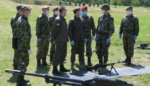 Vulin: Vojska u Šidu da bi zaštitila građane, ali i migrante 8