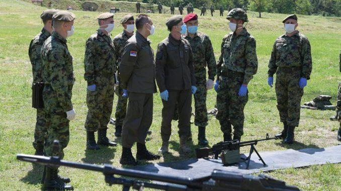 Vulin: Vojska u Šidu da bi zaštitila građane, ali i migrante 1