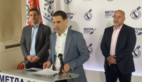 Pokreti Metla 2020 i Treći put potpisali sporazum o zajedničkom delovanju 3
