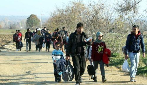 U Prihvatni centar ''Četvrti kilometar'' kraj Pirota danas stižu 172 migranta iz Sombora 1