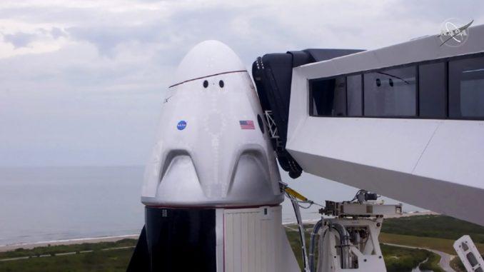 Otkazano lansiranje SpejsEks letelice sa ljudskom posadom zbog vremena 1