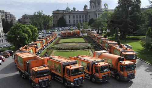 Vesić: Gradska čistoća dobila 34 nova vozila, deponija u Vinči od 1. septembra u rukama privatnog partnera 1