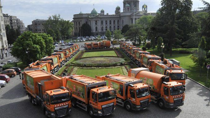 Vesić: Gradska čistoća dobila 34 nova vozila, deponija u Vinči od 1. septembra u rukama privatnog partnera 3