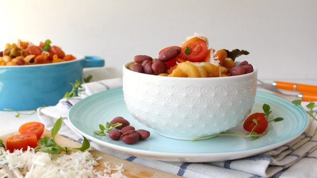 Recept nedelje: Pasta e fagioli/pašta fažol/testenina i pasulj 1