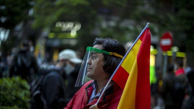 Novi protesti u Španiji zbog hapšenja repera i njegovih pristalica 3
