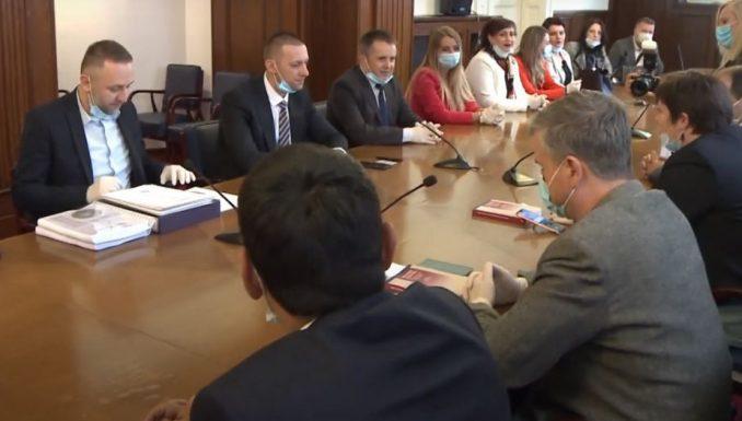 SDA Sandžaka predala listu za parlamentarne izbore 2