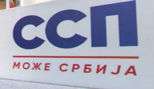 SSP: Vučić započeo svoju novu izbornu kampanju 2