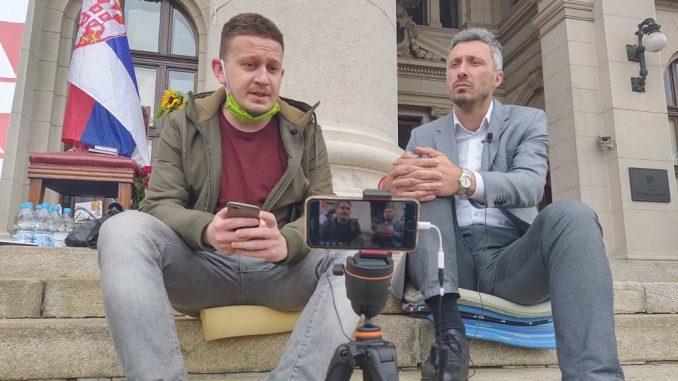 Boško Obradović odgovarao na pitanja građana na Fejsbuku 2