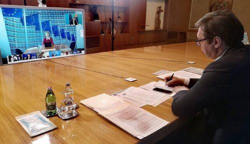 Vučić: Srbija želi u EU, želimo konkretan odgovor 6