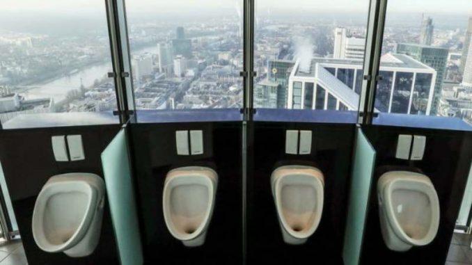 Pisoarima se loše piše zbog korona virusa, dolaze mešoviti WC-i 3