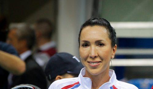 Jelena Janković: Egzibicija ili povratak 1