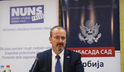 Godfri: Amerika Srbiji i Kosovu nudi šansu 7