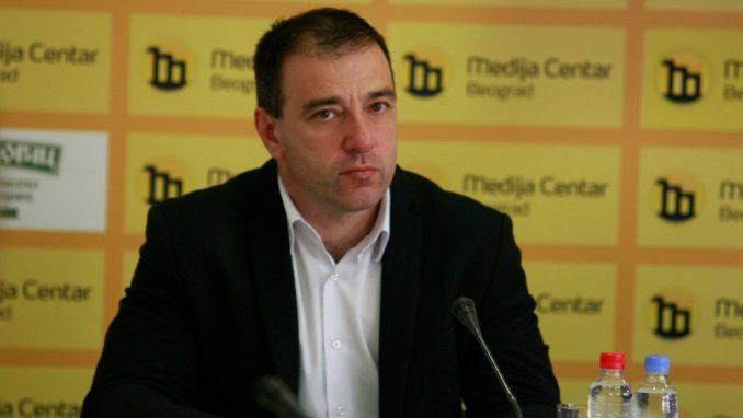 Grupa građana Saše Paunovića integrisaće se u DS 4