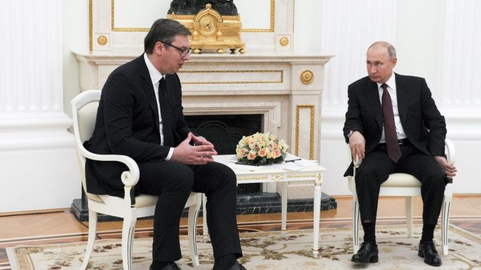 Otkud Vučiću ikona iz 19. veka koju je poklonio Putinu? 3
