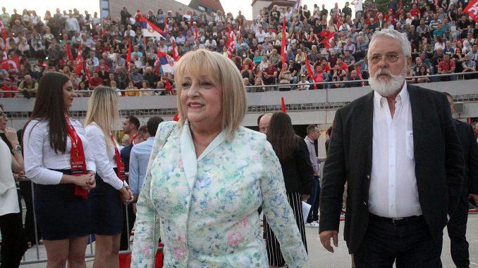 Đukić Dejanović - gradonačelnica Kragujevca? 1