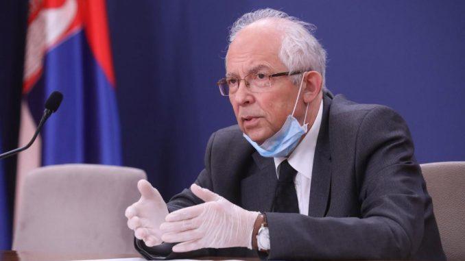 Kon: Situacija sa koronom u Beogradu ponovo preteća 1