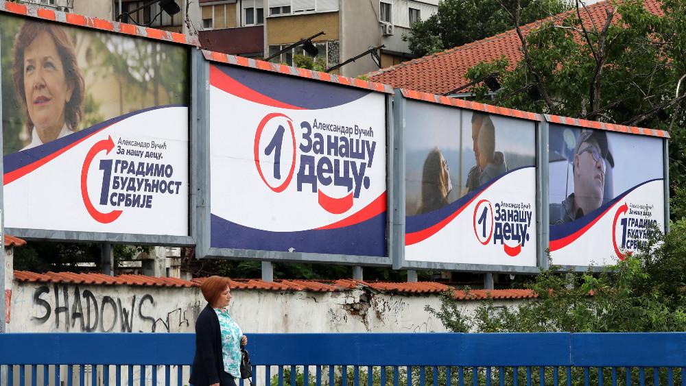 SNS proglasio pobedu na izborima za mesne zajednice u Valjevu 16