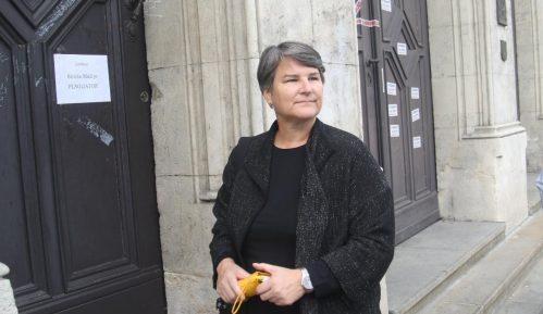 Popović: Nije bilo blokade zgrade Rektorata 9