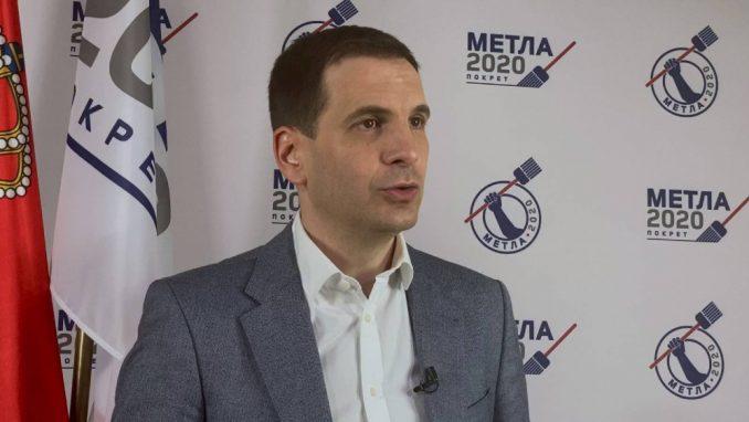 Jovanović (DSS): Hitno rasvetliti optužbe o podvođenju u Jagodini 5