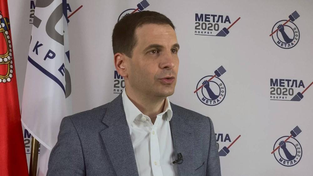 Jovanović (DSS): Hitno rasvetliti optužbe o podvođenju u Jagodini 1