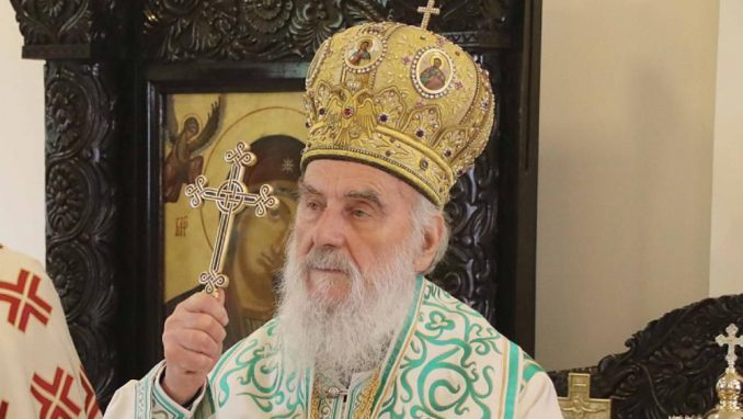 Liturgija i sahrana patrijarha Irineja u nedelju 22. novembra 2