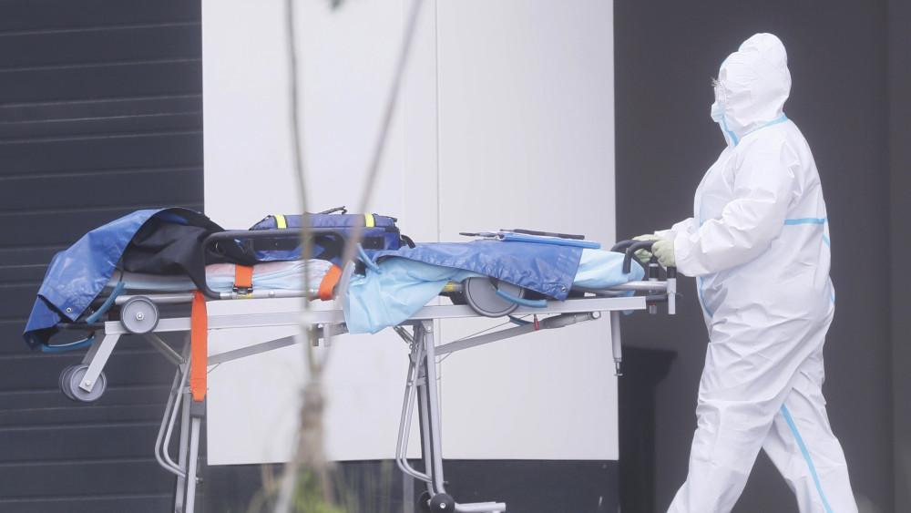 Nastavljen skok broja novih infekcija u Rusiji, Moskva najteže pogođena 1