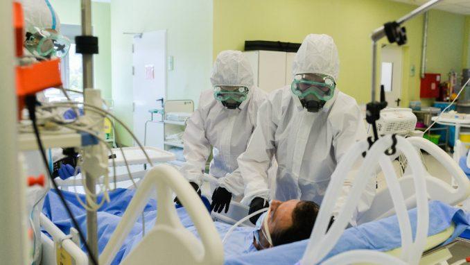 Korona u zdravstvenim ustanovama, bolnice pune pacijenata - Društvo -  Dnevni list Danas