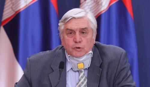 Tiodorović: Medicinski deo kriznog štaba će i na narednoj sednici tražiti najstrože mere 8