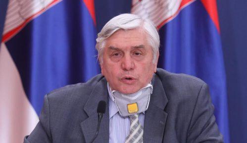 Tiodorović: Ako mere budu poštovane, zaravnjenje epidemiološke krive oko 10. decembra 2