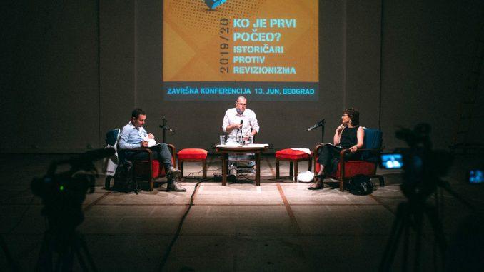 Stojanović: Svi zagledani samo u svoju istoriju 1