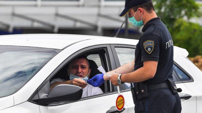 Za građane Srbije, Crne Gore, BiH i Kosova od danas obavezan PCR test za S. Makedoniju 1
