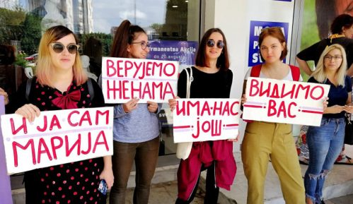 NDB u kampanji Srbija protiv diktature 5
