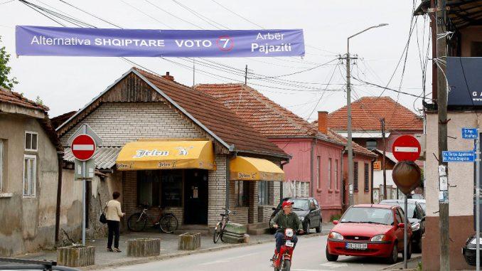 Cakaj: Konzulat Albanije u Bujanovcu 1