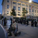 Vojnici se povlače iz Vašingtona u svoje baze 14
