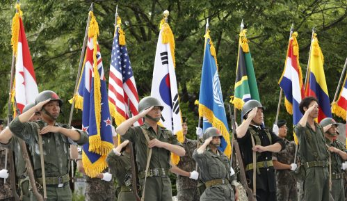 Dve Koreje obeležile 70. godišnjicu početka Korejskog rata (FOTO) 24