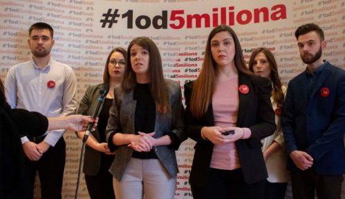 1 od 5 miliona: Iskonstruisani neredi posledica unutrašnjeg sukoba SNS-a 2